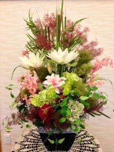 アートフラワーのお… 「紅白生花店」 (群馬県桐生市の花屋)のブログ