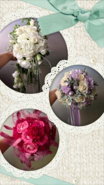 先日のプーケ 「紅白生花店」 (群馬県桐生市の花屋)のブログ