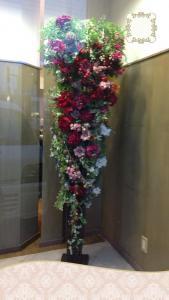 今月のアートフワラー 「紅白生花店」 (群馬県桐生市の花屋)のブログ